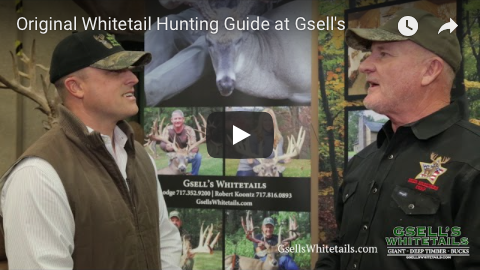 Gsells Original whitetail hunting guide